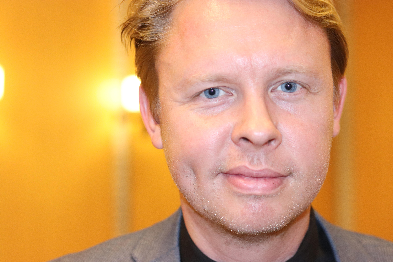 Borgmester Jacob Bjerregaard