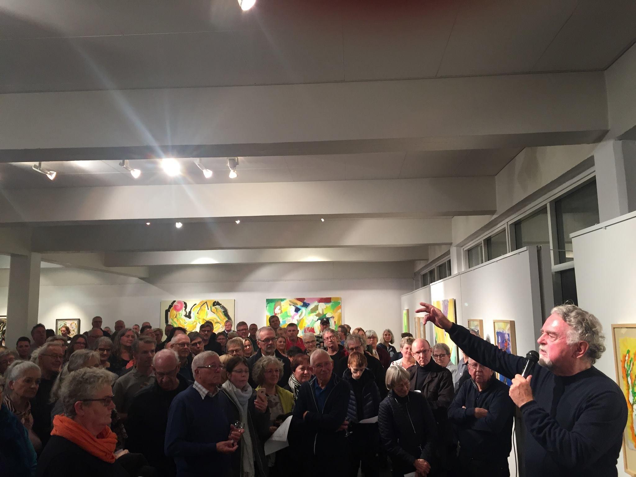 Fredericia Kunstforening gør status over et helt forrygende 2017