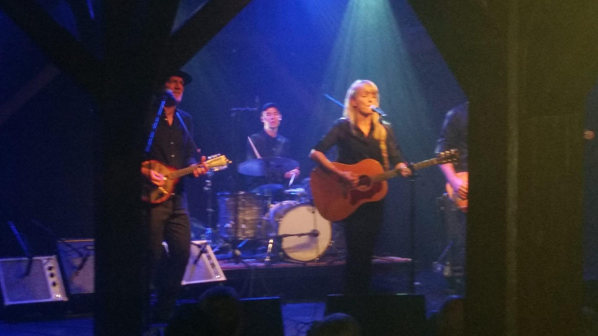 Signe Svendsen med band Tøjhuset 2018 (Foto: Caes Andersen)