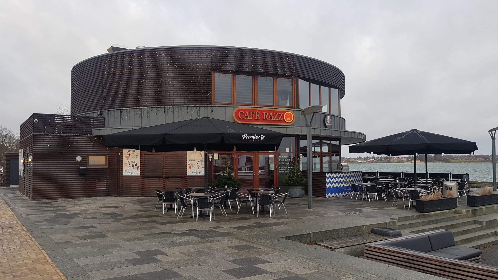 Cafe Razz. Foto: Thomas Lægaard, Fredericia AVISEN.