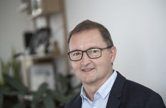 Willy Feddersen tiltræder den 1. december som ny kommunaldirektør i Middelfart Kommune. Foto: Middelfart Kommune